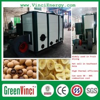 China best manufactory Biomass hot air generator rice fish rubber dryer machine Replace diesel oil and gas