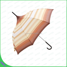 special design UV protection princess straight Umbrella rain umbrella