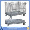 Mesh Box / Metal Steel Crates / Wire Rolling Storage Cage