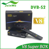 2016 New year Dual Core Vu Duo 2 V8 Super V8s Dvb-s2 Full Hd Satellite Tv Box Decoder Powerv Biss Key Cc Cam joinwe