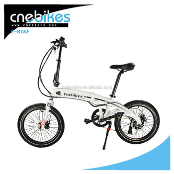 Chinese manufactory small 20inch electric folding bike e-bike 250w for sale