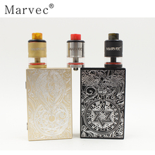 2017 Dongguan Factory Price Marvec Guardian angel Vape able box mod starter kits electronic cigarette from china supplier