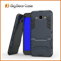 High quality TPU+PC combo back cover for samsung a8