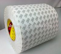 3M 9080 Die Cutting Double Sided Tissue Strong Adhesive Tape For Joint Rubber Foam Appliance