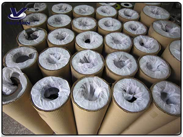 printing cylinder for printing plastic packing