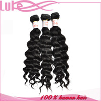 Untreated Sensual Remy Human Hair Weaving Indian Cheap Virgin Hair Bundle
