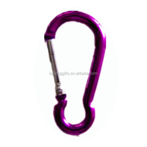 Hot Selling #4 Caribiners carabiner clip hook