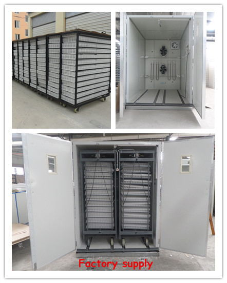 WQ-8448 high hatch rate Patent 8000 pcs chicken eggs commercial egg incubator for sale