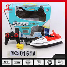 Loongon 1:16 RC battery powered toy boat