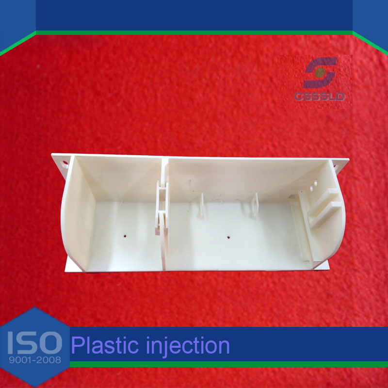 High Quality Customized PP Plastic component platic housing mouse shell/PP plastic injection