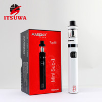 wholesale vaporizer pen replacement coil match atomizer/clearomizer ecig of pipe shape electronic cigarette