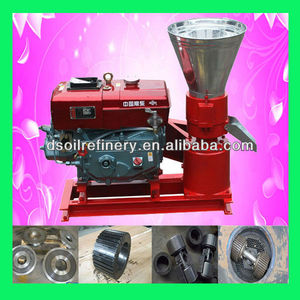 Diesel Engine Wood Pellet Mill/Wood Sawdust Pellet Mill/Wood Pellet Hammer Mill