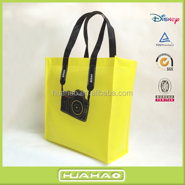 promotional gift non woven shopping bags
