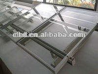 rooftop solar panel flat roof mounting brackets system/slope roof solar bracket