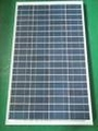 Polycrystalline silicon solar module, with TUV, CE certification