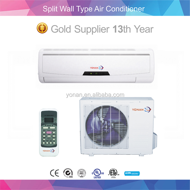 Spilt type Air conditioners with 7000BTU , R22 gas