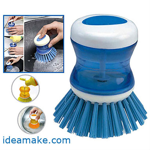 Powerful Multi-Purpose Battery operated Oscillating Sonic Cleaning Turbo Brush
