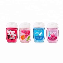 30ML Antibacterial Waterless Alcohol Hand Sanitizer for kids