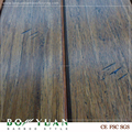 Strand woven fossilized solid hardest bamboo flooring
