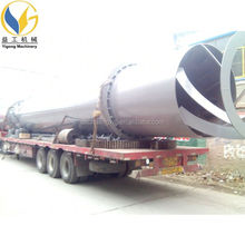 Stainless steel high efficiency steam tube rotary dryer/rotary dryer manufacturer in drying, rice husk rotary drying equipment
