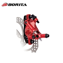 Borita High Performance Cable Actuated Hydraulic Rear Disc Brake