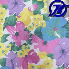 420d Oxford Polyester Fabric with flower printed for Food Storage Bag