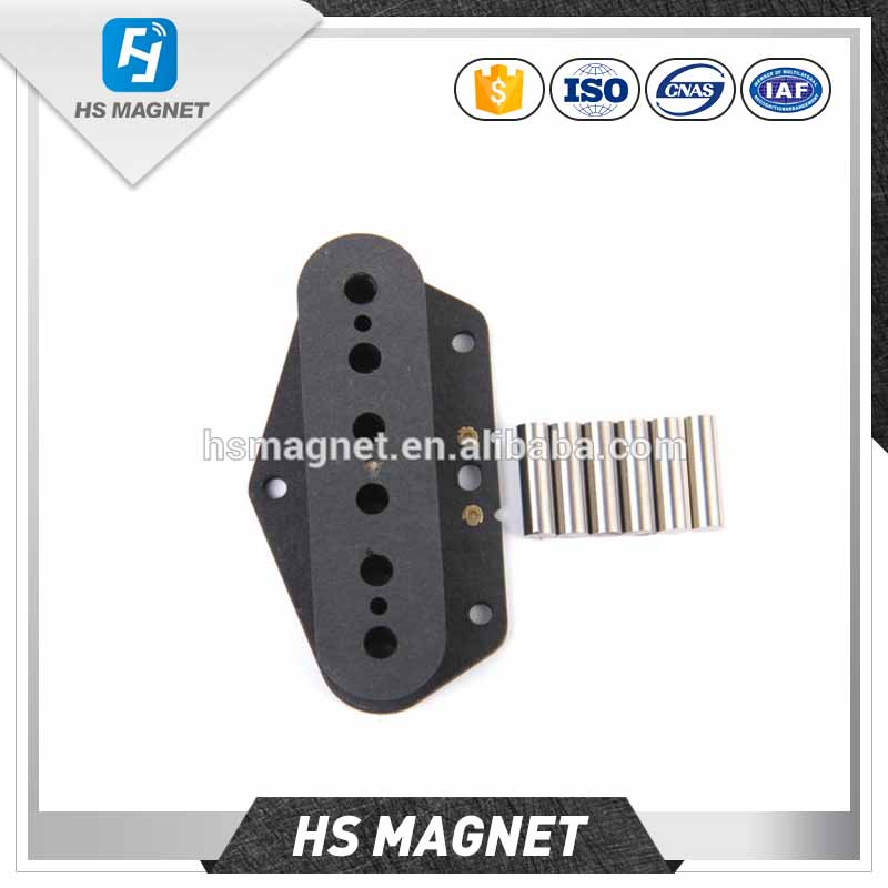 Alnico guitar pickup magnets