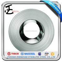 The Bottom Line of China 2B BA Finished Stainless Steel Coil