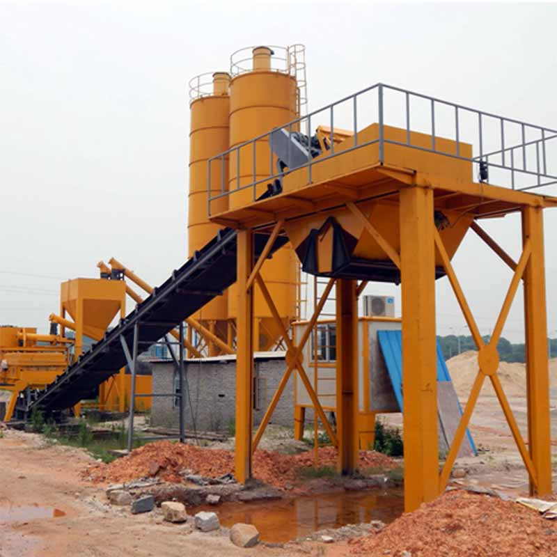 MWCB300 Stationary Type Stabilized Soil Mixing Plant