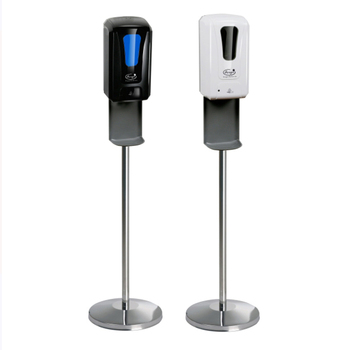 Auto Soap Dispenser with Stainless Steel Floor Stand F1408S-T