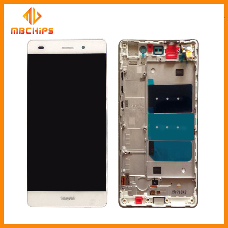 2016 LCD For Huawei P8 Lite LCD Display With Touch Screen Digitizer Assembly