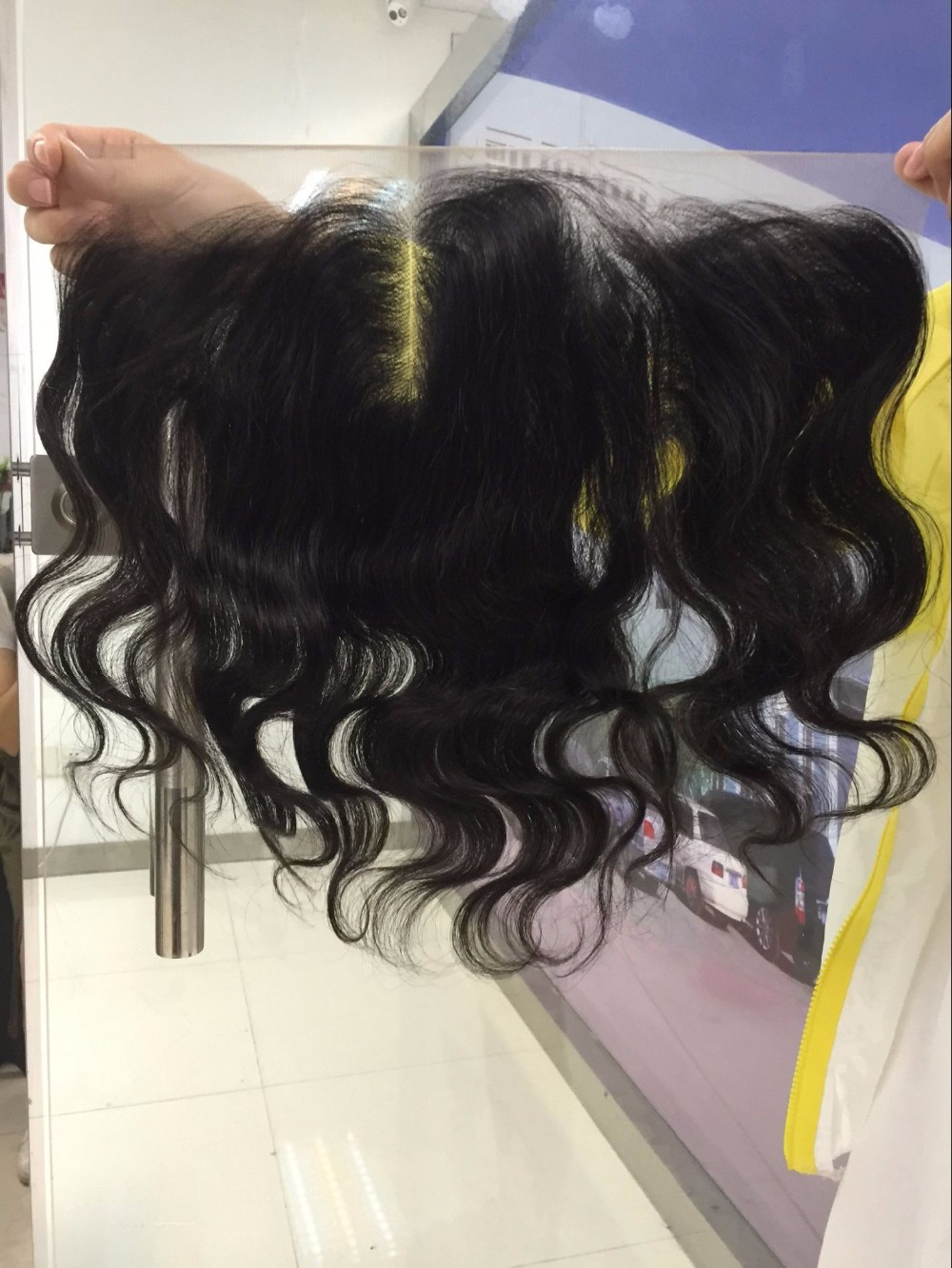 VIP Sister Hair large stock lace closure pieces wholesale,silk closure,lace frontal