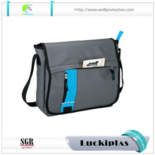 Cheap men laptop messenger conference carry bags with logo