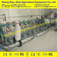 high yield automatic tapioca starch processing machine