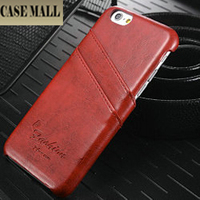 Mobile Accessary for iPhone 6s, for iPhone 6 plus Leather Card Case, Leather Case for Apple iPhone6