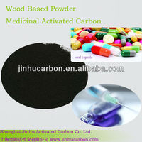 Activated carbon pharmaceutical grade