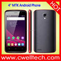 UNIWA L3001 4 Inch TN Screen MTK6580M Quad Core 3G Android Cellular