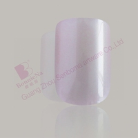 Dazzling Lady Artificial Nail Tips ABS Nails Care Products