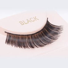 High quality false eyelashes manufacturer custom made eyelashes