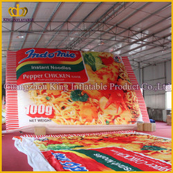 2016 hot giant advertising inflatable model for sale,guangzhou cheap inflatable model