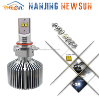 Canbus filter 9005 45w led car headlight,4500LM super bright led headlight kit 9005,12v car led lights 9005 led bulb