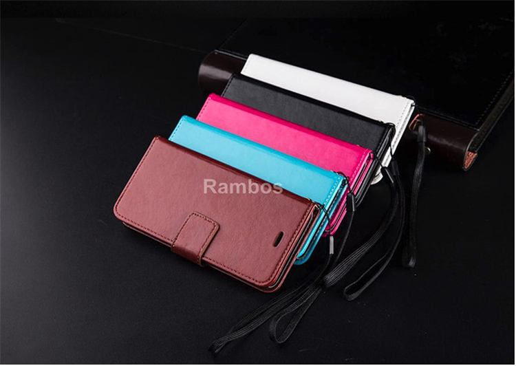 Custom Flip leather Stand Back Cases Wallet Mobile Phone <strong>Cover</strong> for Huawei ascend g7 ascend g700 shot x