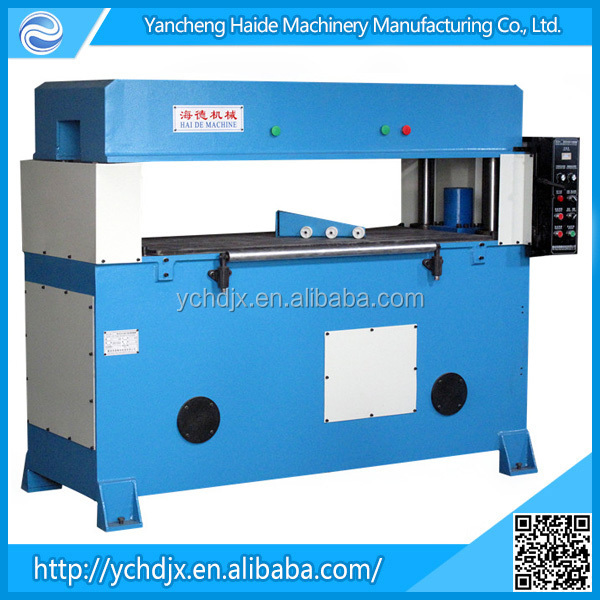 High quality manual type kitchen sponge cutting machine