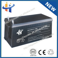 Solar Power System lead acid 12v deep cycle battery