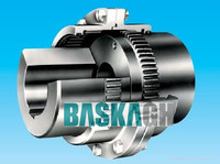 Large Torque Drum Gear Coupling for Electric Machine