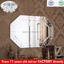 TOP MIRROR JSJ-0367A living room furniture wall mounted venetian bubble mirror