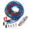 best selling cable kit 4ga rca audio wire car amplifier wiring installation kit