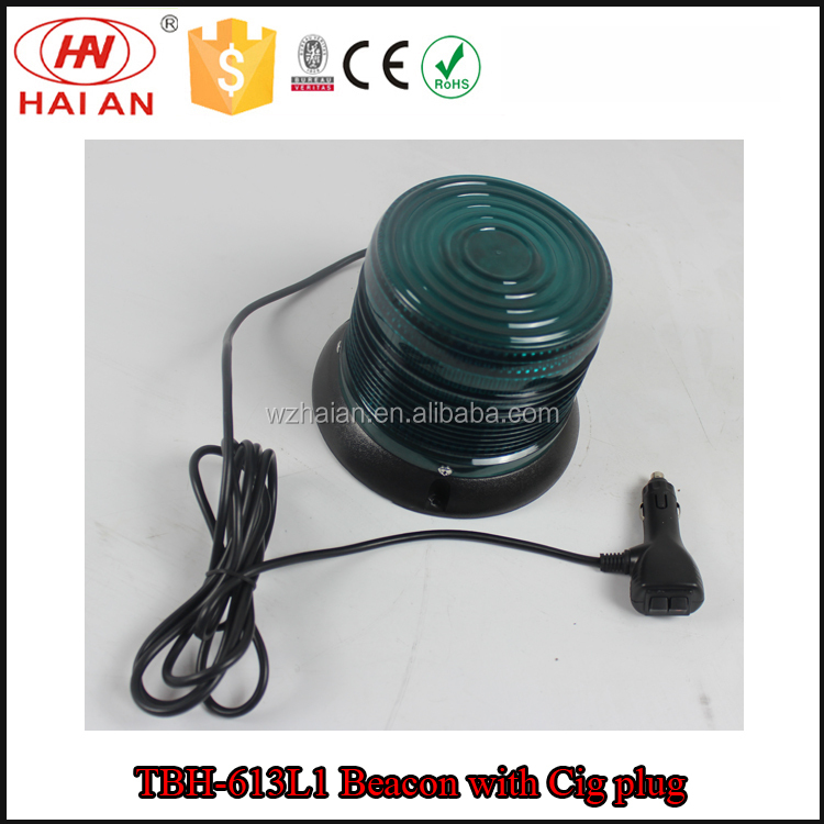 Emergency Place Strobe Tower Beacon Light/Green LED Lamp Warning Signal Lights/Car Top Roof Accessories Lighting TBH-613L1