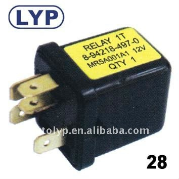 12v/24v/ 5p Isuzu Relay 8-94218-497-0 For Isuzu