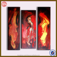 Abstract oil painting for sale for bedroom wall decoration